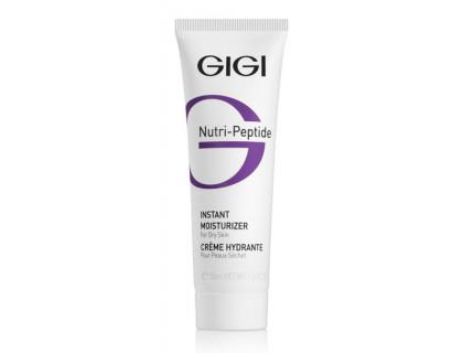 Пептидный крем мгновенное увлажнение для сухой кожи