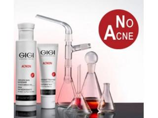 Лаборатория GIGI выпустила профессиональную дермокосметическую линию препаратов для лечения угревой сыпи у подростков и взрослых!