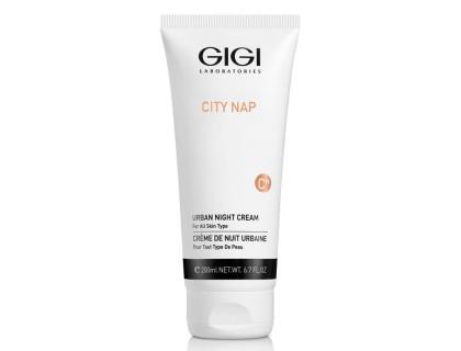 Омолаживающий питательный ночной крем для всех типов кожи